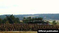 Հայ խաղաղապահները Գերմանիայում միջազգային զորավարժությունների են մասնակցում, արխիվ