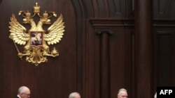 В Конституционном суде РФ, 9 ноября 2009