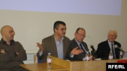 U.K. -- Discussion on the Armenian genocide at the LSE, London, UK, 05Mar2010
