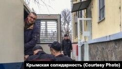 Наріман Мемедемінов, архівне фото