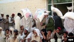 Pakistanda Al-Qaeda-ya qarşı əməliyyat nəicəsində didərgin düşmüş əhali