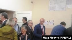 Glasanje u Severnoj Mitrovici