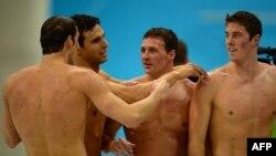 Ekipi i notarëve amerikanë në Olimpiadën e Rios