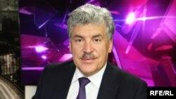 Павло Грудінін