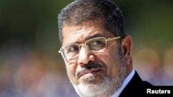 محمد مرسی، رئیس جمهوری برکنارشده مصر