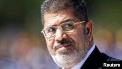 محمد مرسی، رئیسجمهوری برکنارشده مصر