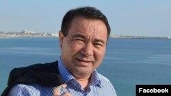 Руководитель алматинского центра тибетской медицины «Жас-Ай» Жасан Зекейулы.