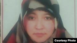 Жанна Умирова, которую обвиняют в пропаганде терроризма.