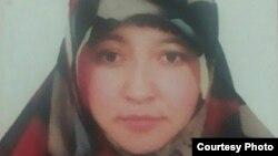 Терроризм айыбы тағылған Жанна Өмірова.