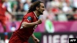 Петр Јирачек беше стрелец на првиот гол за Чешка