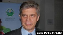 Šef Delegacije EU u BiH Lars-Gunar Vigemark