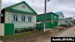 Туембаш авылында Хафизовлар йорты