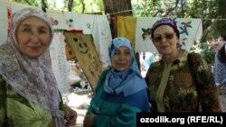 Үзбәкстан татарлары Ташкент Сабантуенда, 2012 ел