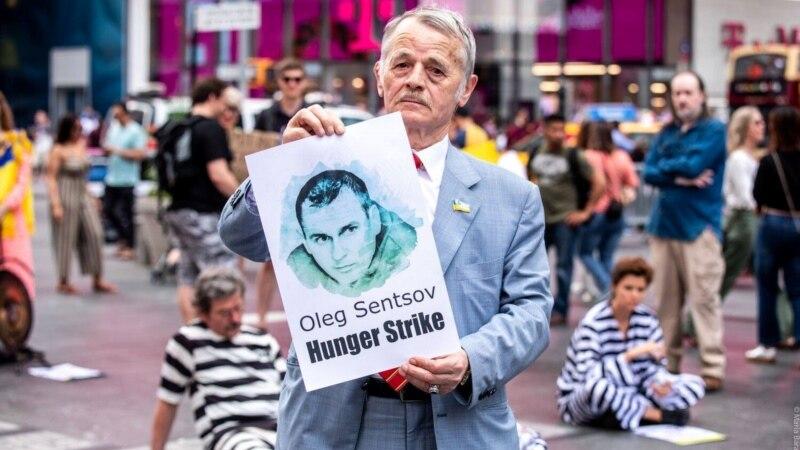 «У Сенцова большой запас прочности». Мустафа Джемилев о голодовке