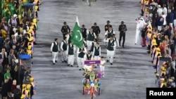 اولمپیک سیاليو کې د پاکستان اووه لوبغاړي حصه اخلي