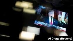 دولت دونالد ترامپ از زمان روی کار آمدن در ژانویه ۲۰۱۷ موضعی تهاجمی علیه جمهوری اسلامی ایران در پیش گرفته است.