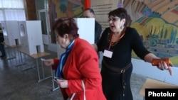 Парламентские выборы в Армении, 2 апреля 2017 г․