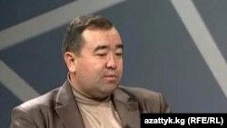 Жеңиш Акматов.