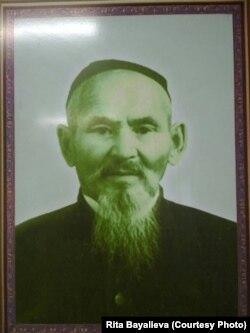 Ырысалы Солтонбеков.