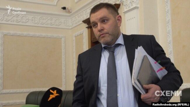 Олексій Маловацький заявив, що йому не знайома фірма «Аркона Газ-Енергія»