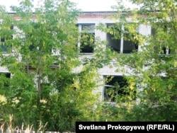 Закрытый детский сад в поселке Красная Поляна