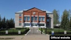 Здание администрации Татышлинского района