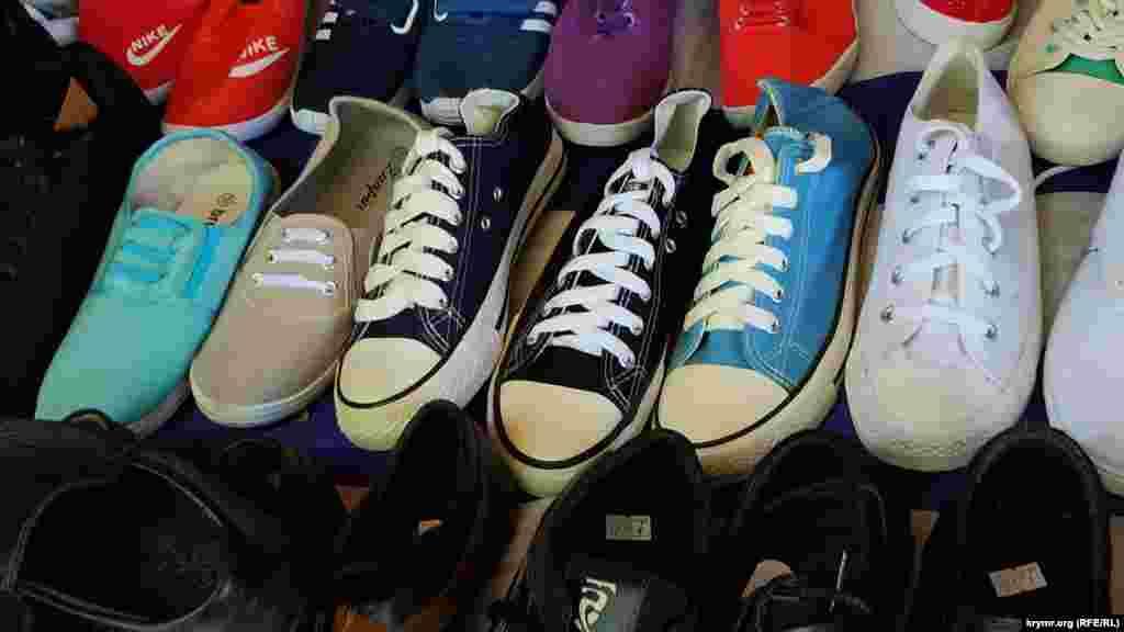 Але і взуття