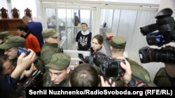 Апеляційний суд Києва 29 березня розглядає скаргу на рішення про взяття під варту депутата Верховної Ради України Надії Савченко