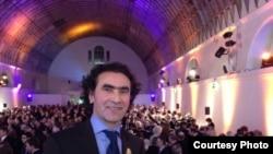 Амрӣ Аминов шаҳрванди ифтихории Сен Жермен - Он Ле шуд