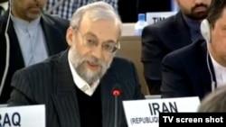 محمدجواد اردشیر لاریجانی، دبیر ستاد حقوق بشر قوه قضائیه