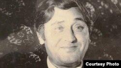 Gurbannazar Ezizow. 1975-nji ýylyň sentýabr aýy. Aşgabat.
