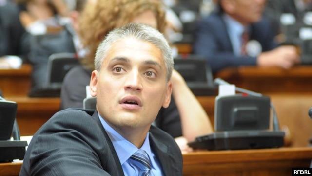Čedomir Jovanović, foto: Vesna Anđić
