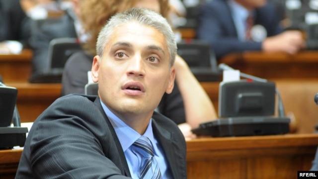 Čelnik LDP Čedomir Jovanović