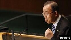 Sekretari i Përgjithshëm i OKB-së Ban Ki-moon
