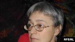 Анна Политковская. Фото Мумина Шакирова