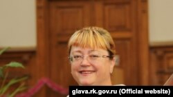 Ирина Кивико. Архивное фото