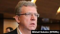 Колишній міністр фінансів Росії Олексій Кудрін