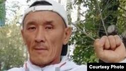 Активист из Караганды Аскар Нурмаганов, обвиняемый в «участии в деятельности» движений «Демократический выбор Казахстана» (ДВК) и «Көше партиясы».