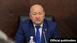 Жениш Разаков.