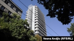 "Zgrada lista ""Politika"", Beograd"