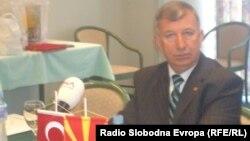 Претседателот на Стопанската комора на областа Менемен, Илмаз Турал.