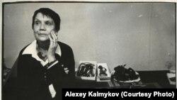 Ирина Уварова. Фото Алексея Калмыкова