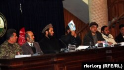 Komisioni afgan për rastin Kapisa
