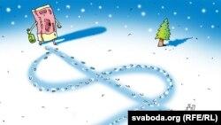 Belarus - sad (merry) pictures, rubel, ruble, dollar, money, economy