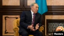 Президент Казахстану Нурсултан Назарбаєв, архівне фото