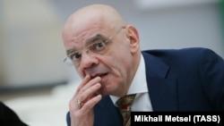 Константин Райкин. Фото Михаила Метцеля, ТАСС