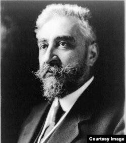 Ionel I. Brătianu, prim-ministru al României (Foto: Biblioteca Centrală Universitară, Iași)