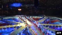 Лондонда җәйге Олимпия уеннары зур тамаша белән тәмамланды
