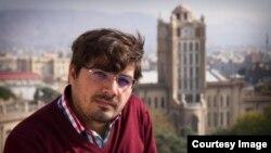İran azərbaycanlısı rejissor Möhsün Hadi.