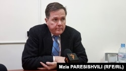 Thomas Melia, assistant administrator for Europe and Eurasia at the USAID development agency. (file photo)